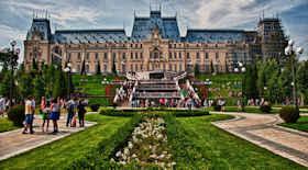 Turista nella città Iasi – Stato Romania – Ecco cosa visitare