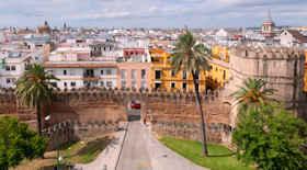 Turista nella città Siviglia – Stato Spagna – Ecco cosa visitare