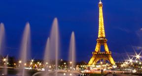 Parigi, la Tour Eiffel