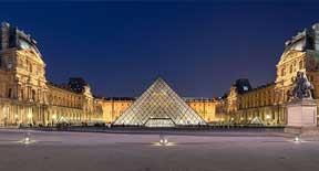 Un vero tempio dell'arte: Le Louvre di Parigi
