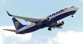 Sconto del 25% con Ryanair solo per oggi 28 febbraio 2018