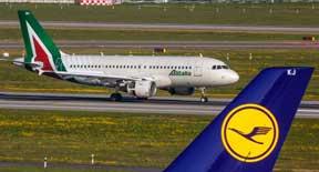 Trattative acquisto Alitalia: 3 proposte presentate ufficialmente da Lufthansa, Easyjet e Wizz Air