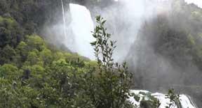 La Cascate delle Marmore in Umbria: il cuore verde d'Italia