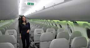 Ottieni un volo gratis con Air Baltic, iscriviti al club Green Tails