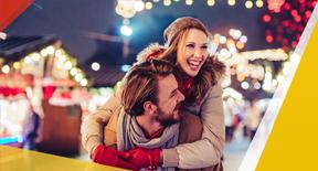 Organizza una vacanza invernale Last Minute con Ryanair a partire da 9,99 Euro