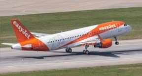 Sconto del 25% con Easyjet su 150.000 posti per diverse destinazioni