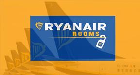 Risparmia  fino al 30% sugli alloggi e ottieni il 10% in crediti di viaggio con Ryanair