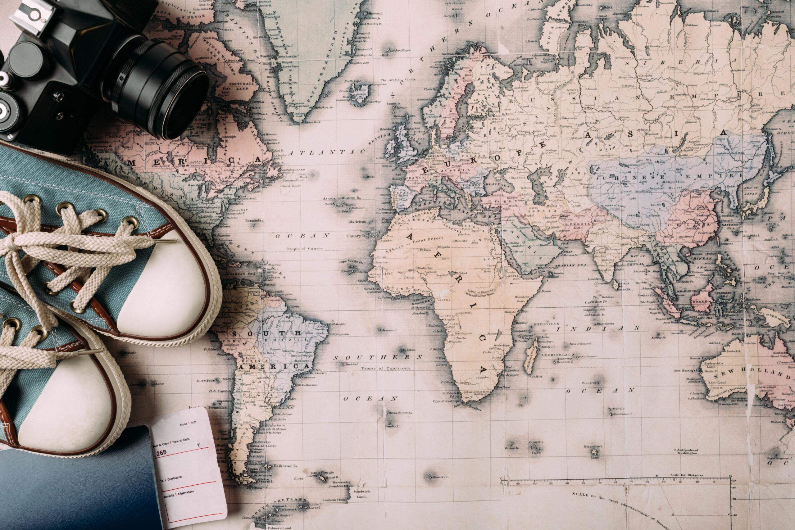 Pianificare una vacanza multitratta durante il Covid-19